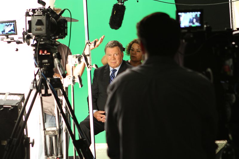 William Shatner Commercial Production Company Tiger House Films